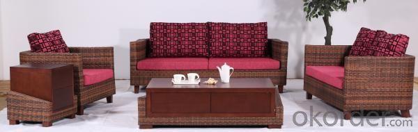 Hotel Real Rattan Weaving Sofa-35