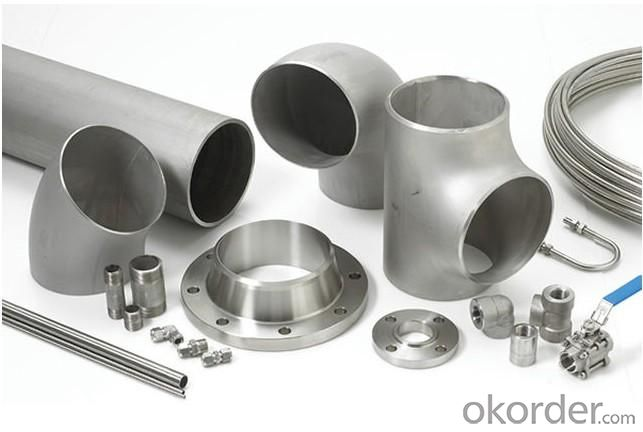 Stainless Steel Fittings TP304