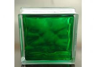 Inner Greean Glass Block