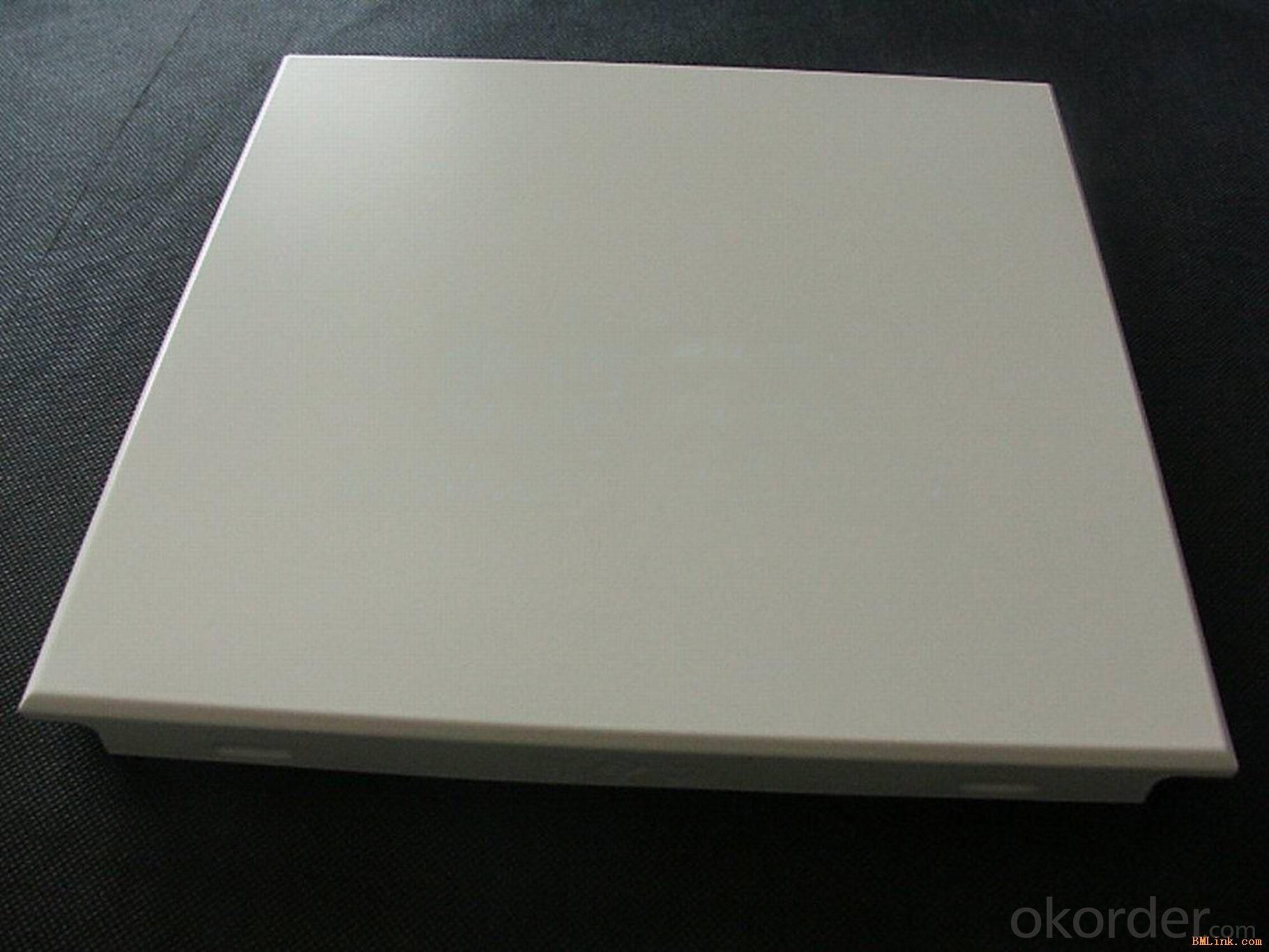 Hook Style Aluminum Ceiling Sheet Panel for Easy Installation