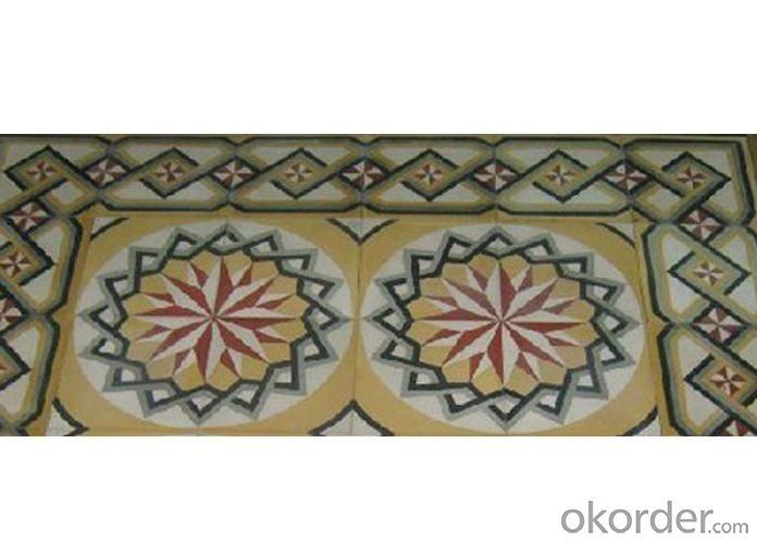 Vietnam Encaustic Cement Tile