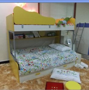 Kids Bunkbeds Castle Series