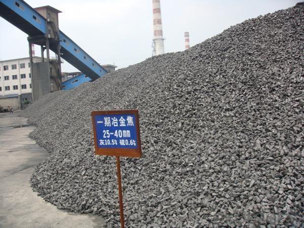 Low Ash Metallurgical Coke CSR62%