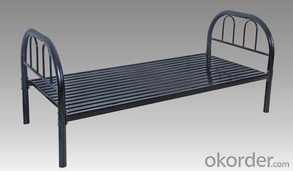 Heavy Duty Metal Single Bed CMAX-B01