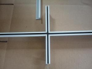 Acoustical Suspended Ceiling Grid
