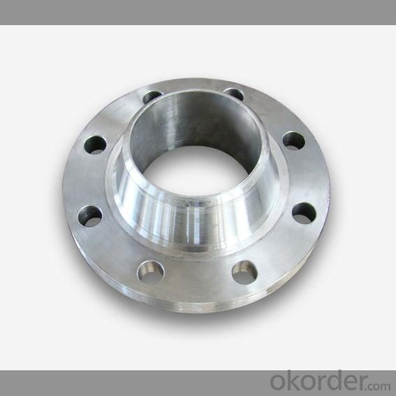 Stainless Steel Slip-on Welding Flanges