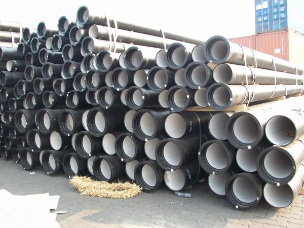 Buy ductile iron pipe k price size weight model width