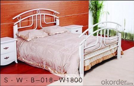 Steel Bed 001