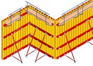 Timber Beam Formwork System