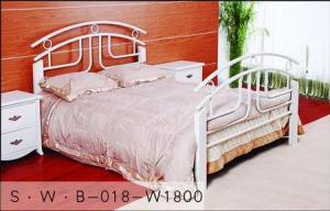 Steel Bed 028