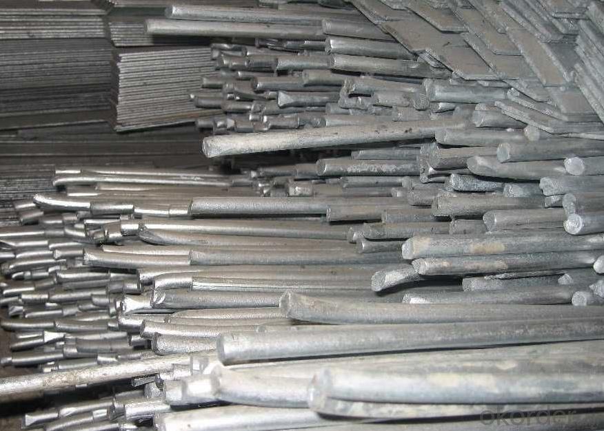 MS Galvanized Steel Round Bars