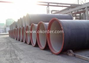 Ductile Iron Pipe Mechnical Joint K Type