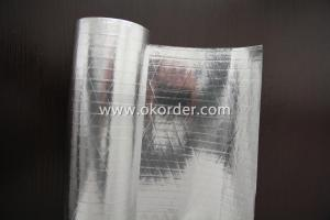 Double Side Aluminum Foil Vapor Barrier
