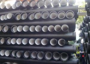 ISO2531 Socket Spigot Ductile Iron Pipe K8