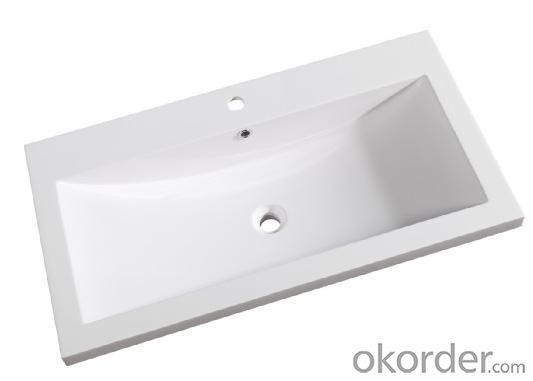 Polymarble wash basin CMAX-WB002