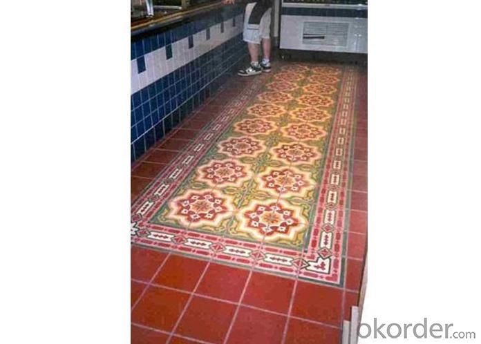 Vietnam Cement Tile