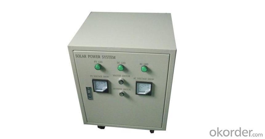 Solar Home System CNBM-K4 (300W)