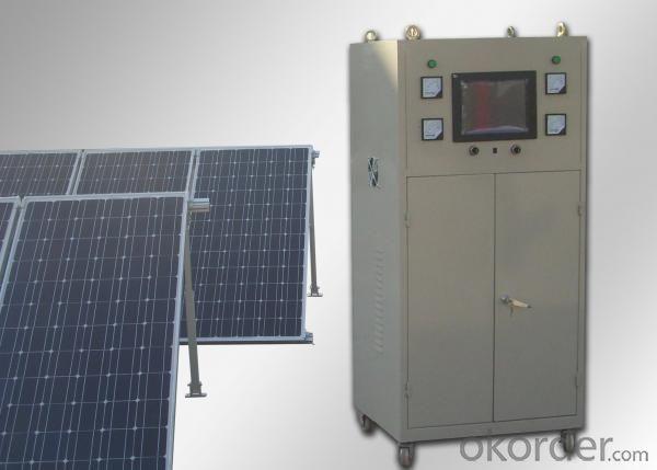CNBM Solar Home System CNBM-K8 (5KW)