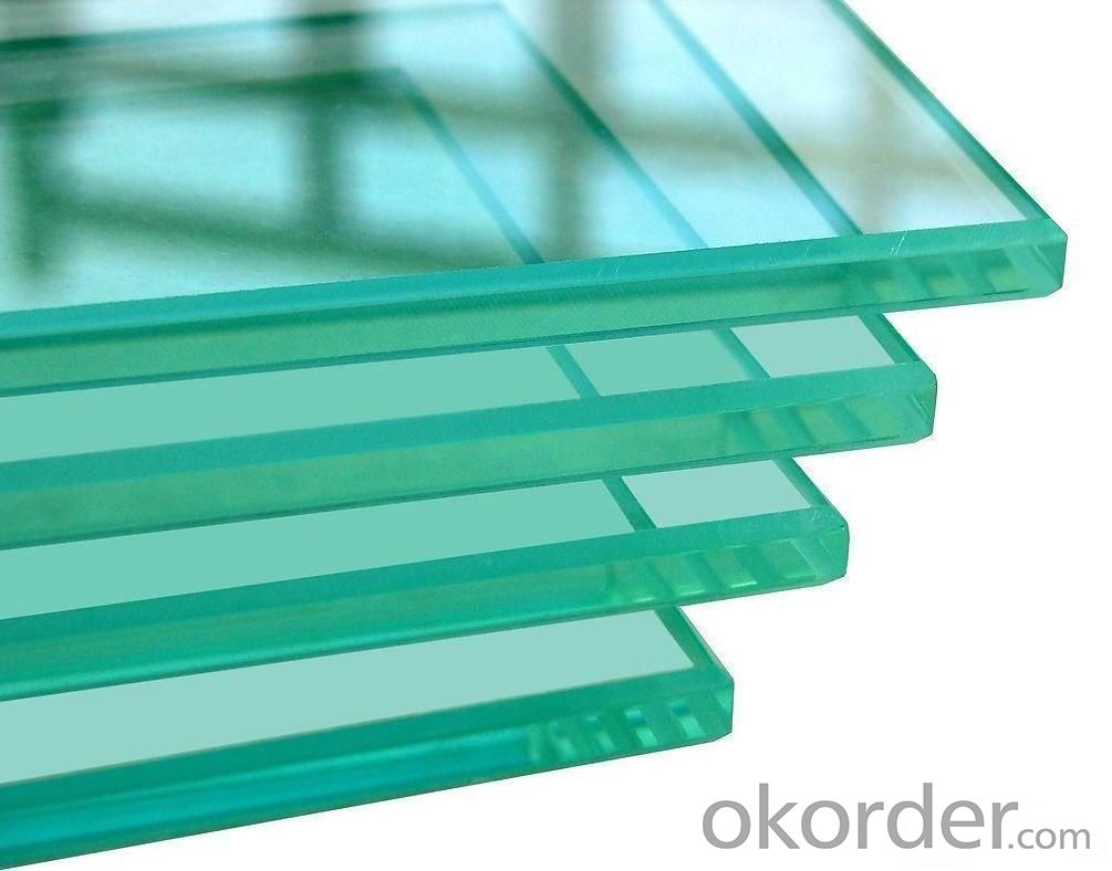 Excellent Quality Sheet Glass 2.7mm