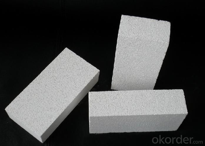 Refractory JM Mullite Insulation Brick