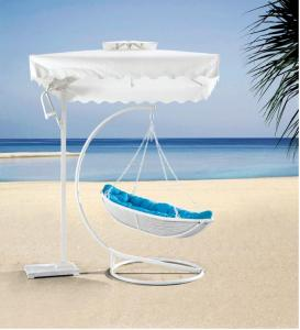 Steel Rattan Hanging Chair HC008