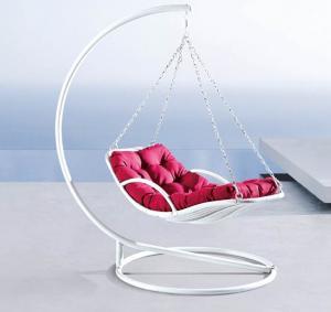Steel Rattan Hanging Chair HC008