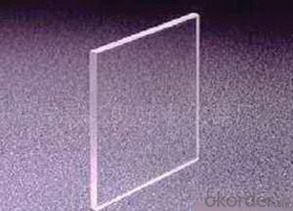 Borosilicate Float Glass