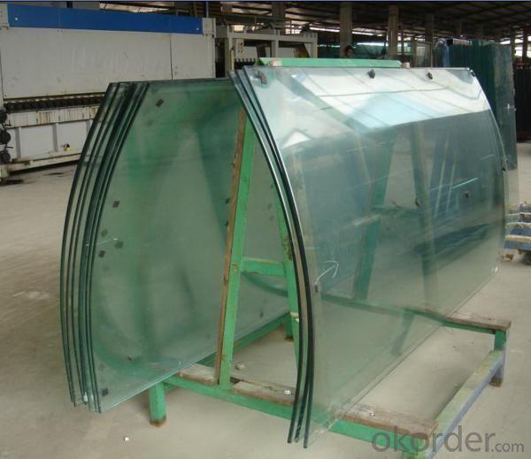 Hot-bent Glass