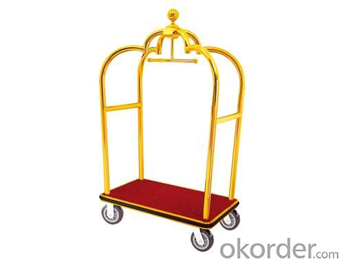 Luggage Trolley Cart 04