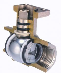 Thread Ball Valve for Water, Gas, Oil