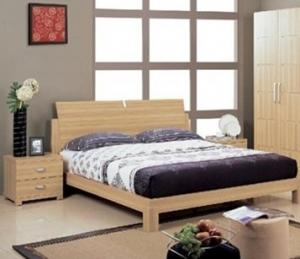 MDF Modern Bedroom Furniture Set