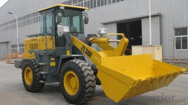 Wheel Loader LW500K