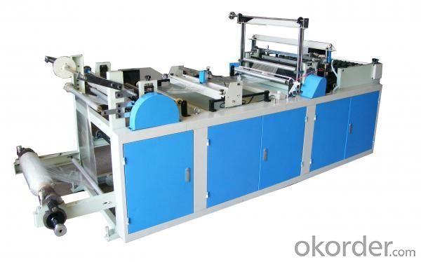 High Quality Computer Control Thermal-Cutting Bag-Making Machine QGS-101