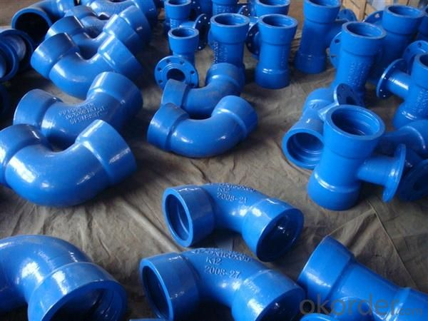 Ductile Iron Bend