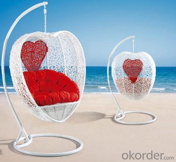 Steel Rattan Hanging Chair HC019