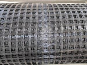 High Quality Fiberglass geogrid/PP biaxial geogrid/HDPE Uniaxial geogrid/Polyester geogrid with CE certificates
