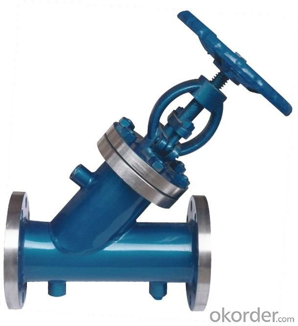 Top Quality Globe Valve for Water and Other Media