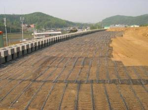 High Quality PP Biaxial Geogrid