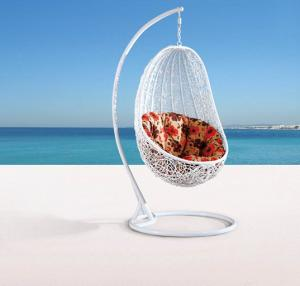Steel Rattan Hanging Chair HC027