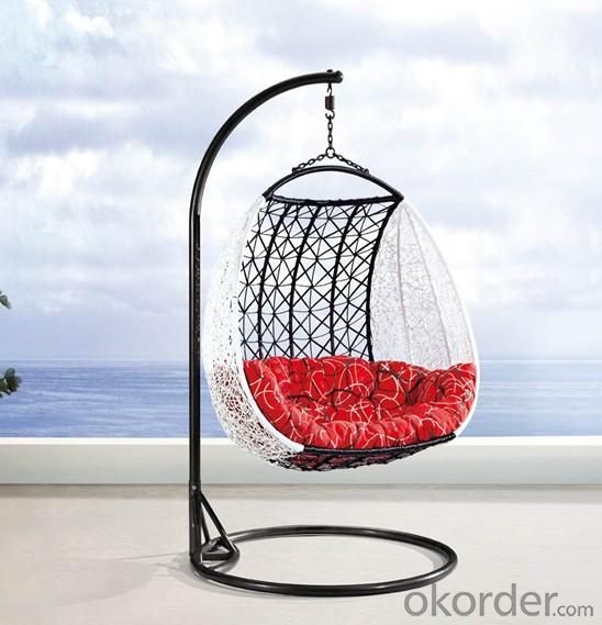 Steel Rattan Hanging Chair HC004