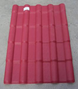 Synthetic Resin Royal Roof Tile of Anti Ultra Violet Ray