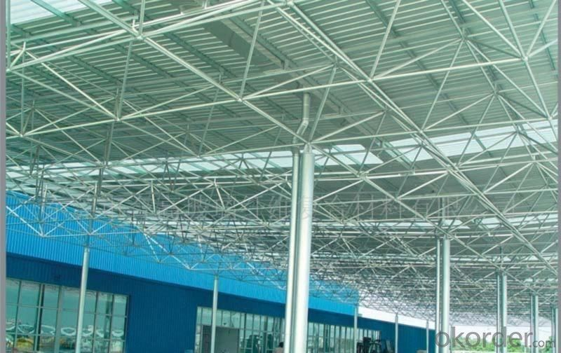 FRP Roofing Sheets of Corrugated Transparent