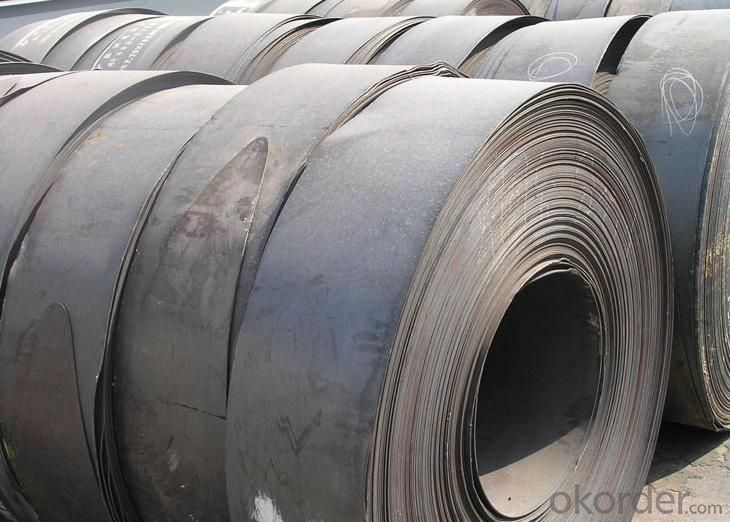 Hot Rolled Steel Coil Best Quality from China