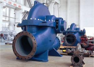 Single-stage Double Suction Pump
