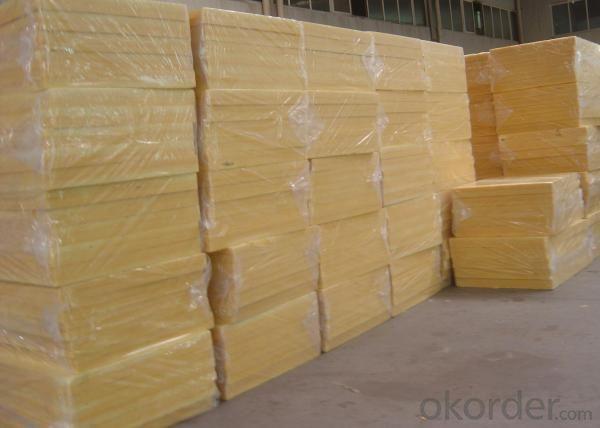 China Glass Wool Board