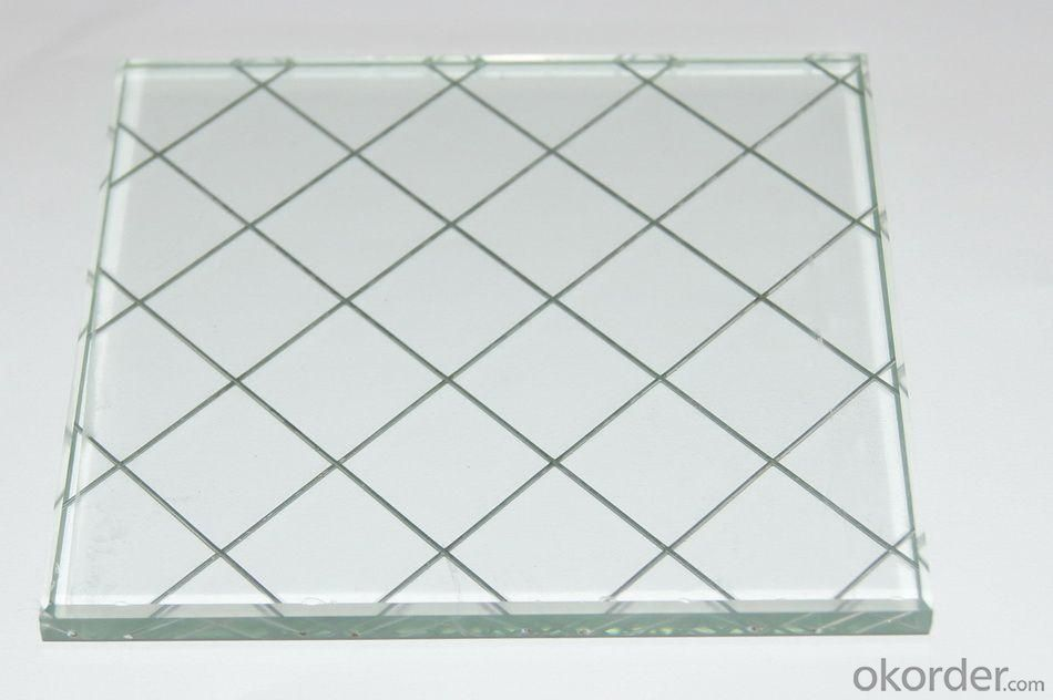 Buy Fire Resistant Wired Glass Price Size Weight Model