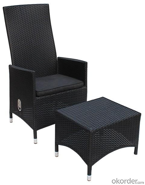 Aluminium Rattan Leisure Set (OF030)