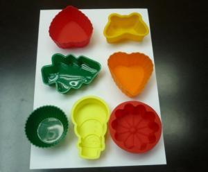 Heart Shape Silicone Cake Mold