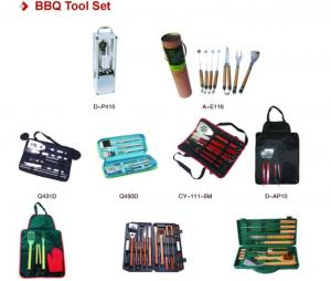 BBQ Tool Set--2046