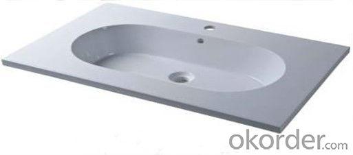 Polymarble wash basin CMAX-WB001